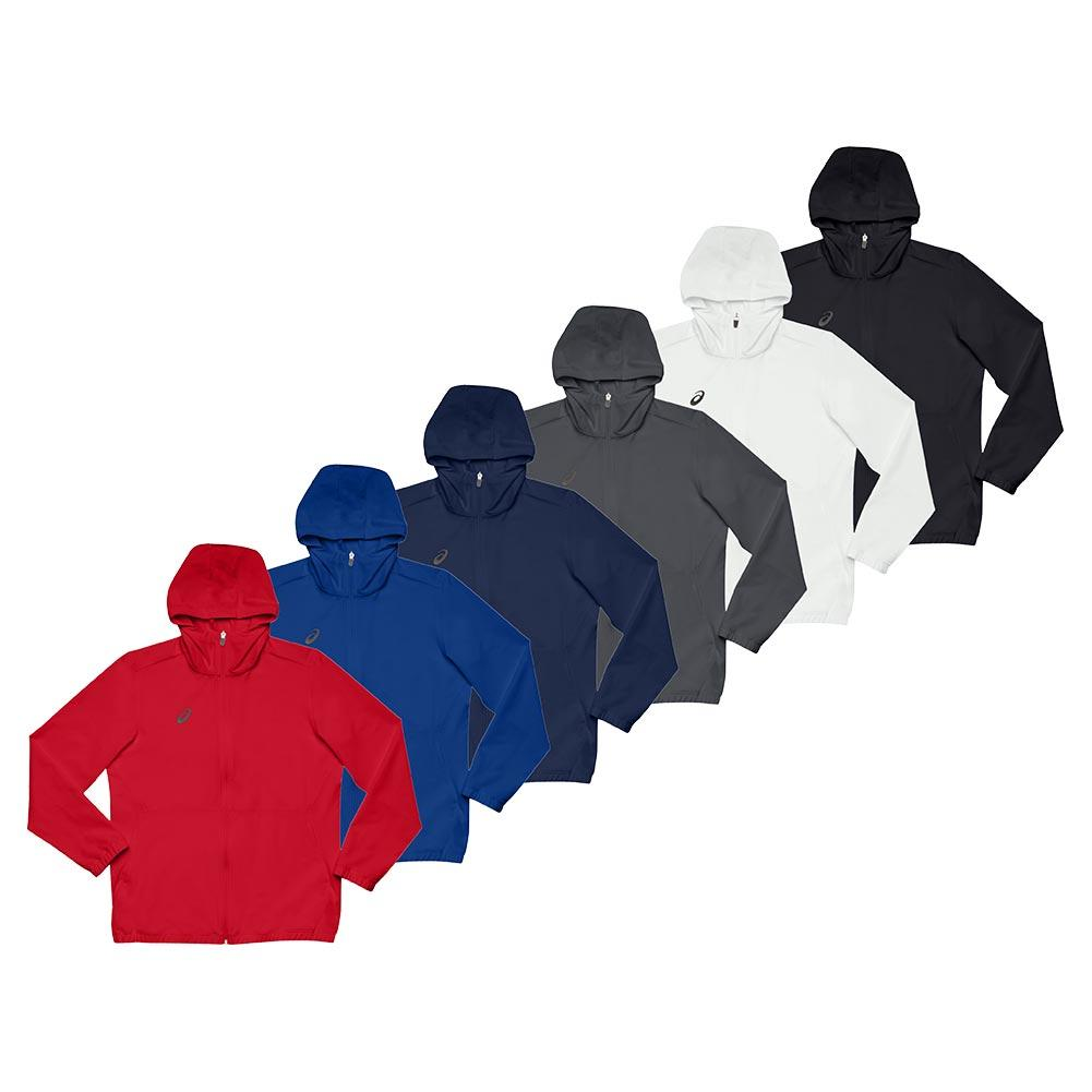 Men's Stretch Woven Track Top