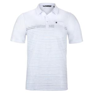 Men`s Deep End Tennis Polo White