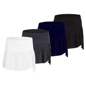 Women`s Hi-Chop Pleated Tennis Skort