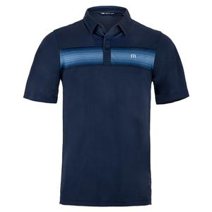 Men`s The Big Freeze Tennis Polo Mood Indigo