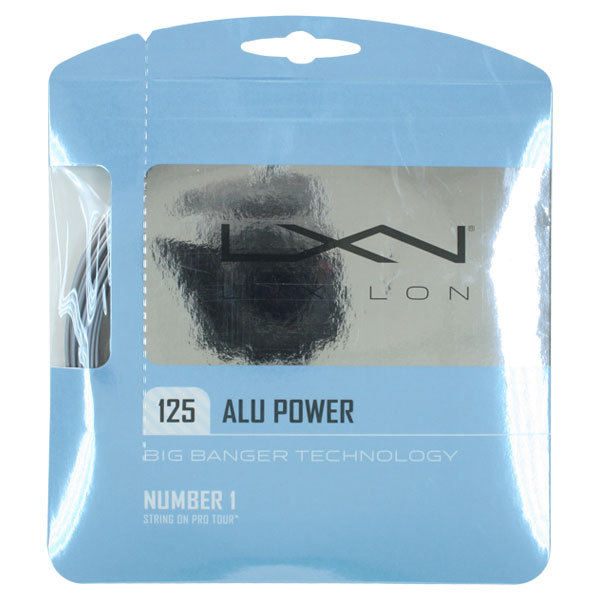 Big Banger Alu Power 125/16l Silver String
