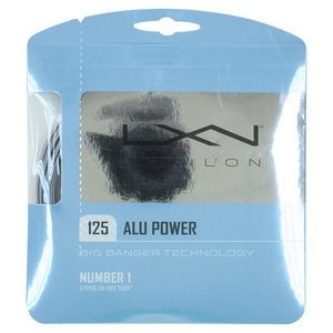 LUXILON BIG BANGER ALU POWER 125/16L SILV STRING