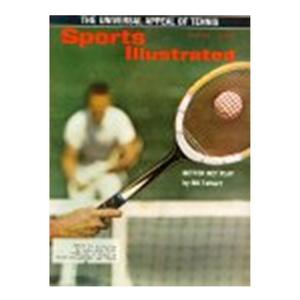SPORTS ILLUSTRATED Cover July 13, 1964