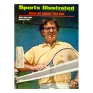 SPORTS ILLUSTRATED Cover May 21, 1973