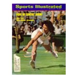 SPORTS ILLUSTRATED Cover July 16, 1973