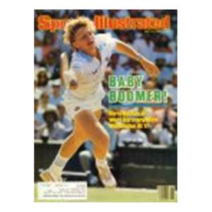 SPORTS ILLUSTRATED Cover July 15, 1985