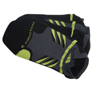 adidas FULL CUSHION NO SHOW GRAPHITE/BLACK S