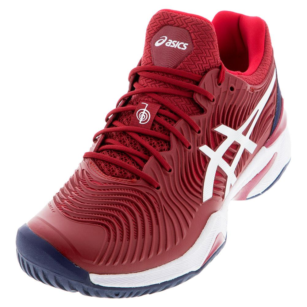 ASICS Men`s Court FF Novak Tennis Shoes | Tennis Express
