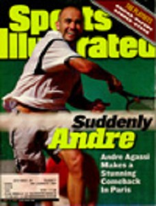 SPORTS ILLUSTRATED Cover June 14, 1999