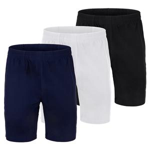 Men`s Fundamental Modern Fit 8 Inch Tennis Short