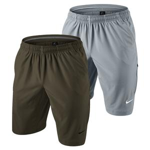 Men`s NET 11 Inch Woven Tennis Short