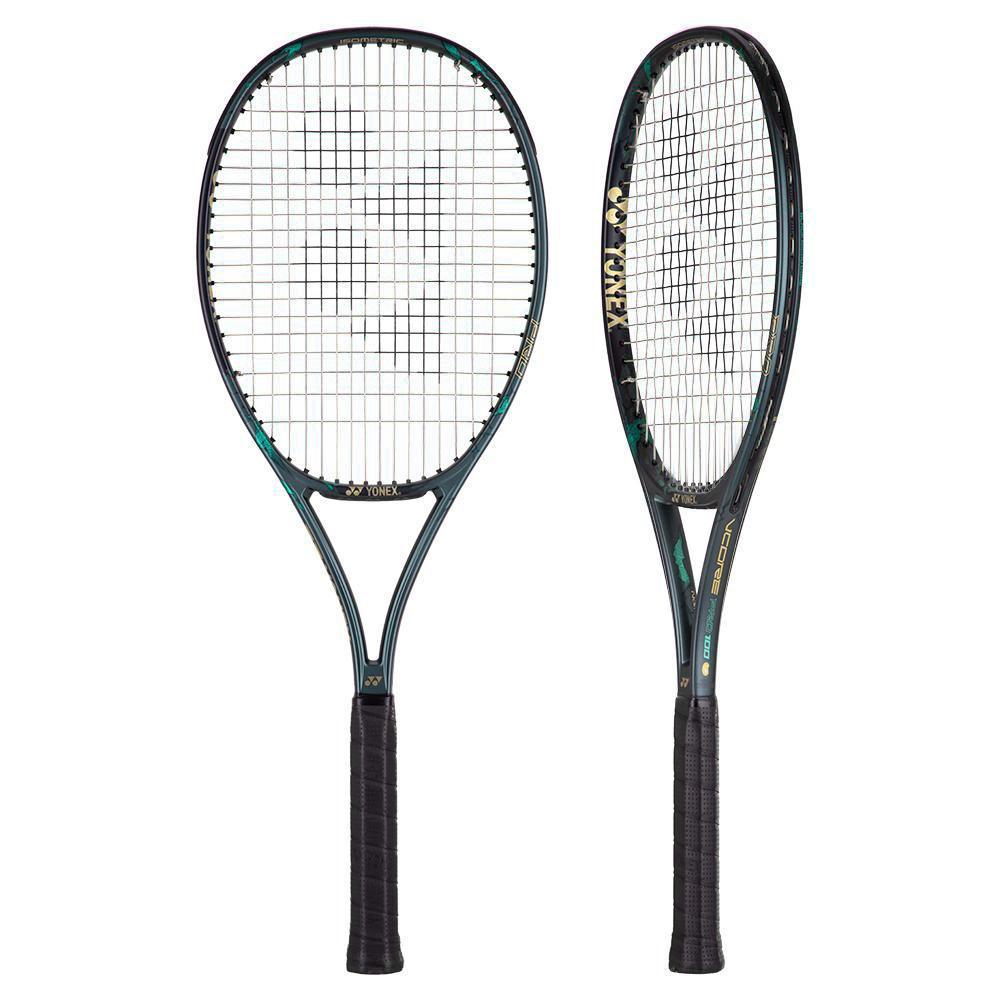 Vcore Pro 100 300g Matte Green Demo Tennis Racquet
