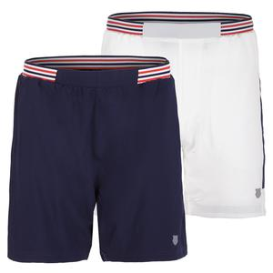 Men`s Heritage 8 Inch Tennis Short