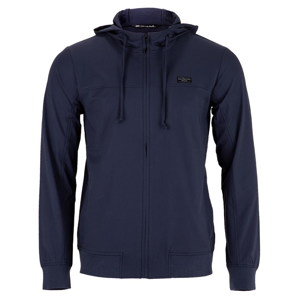 Men's Wanderlust Tennis Jacket Mood Indigo
