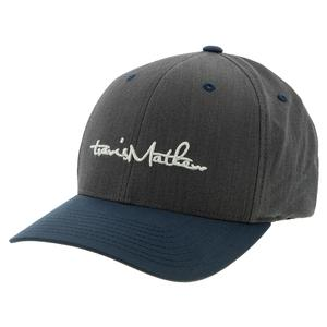 Men`s Toles Ya Tennis Hat Heather Grey