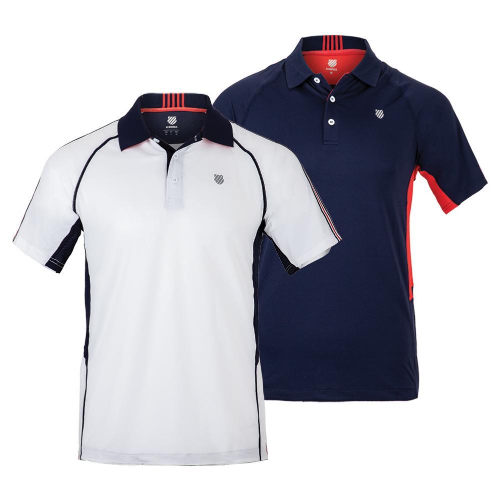 Men's Heritage Tennis Polo