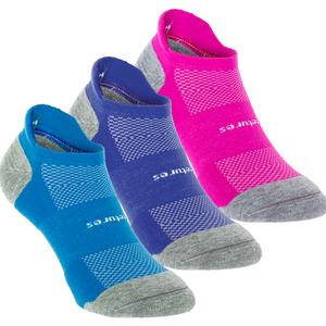 High Performance Light Cushion No Show Tab Tennis Socks