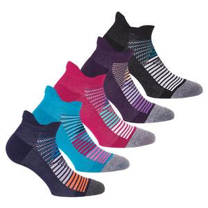 Elite Max Cushion No Show Tab Tennis Socks