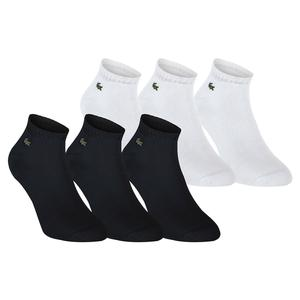 Men`s Jersey Ped Tennis Socks 3 Pack