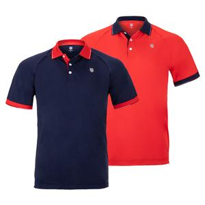 Men`s Heritage Classic Tennis Polo