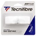 Wax Grip Max Replacement Tennis Grip WHITE