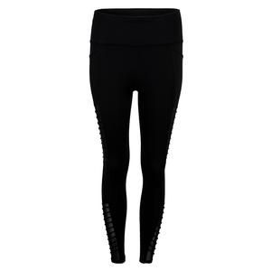 Women`s Annalee Tennis Legging Onyx