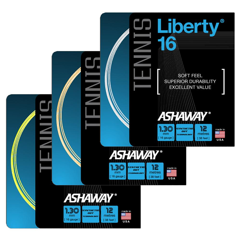 Liberty 16g Tennis String