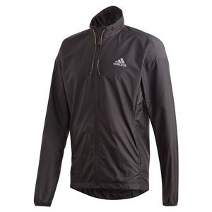 Men`s Windweave Tennis Jacket Black
