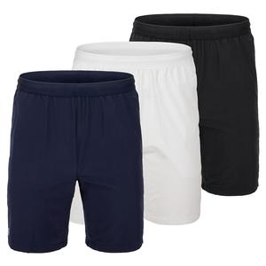 Men`s Stretch Taffeta Tennis Short