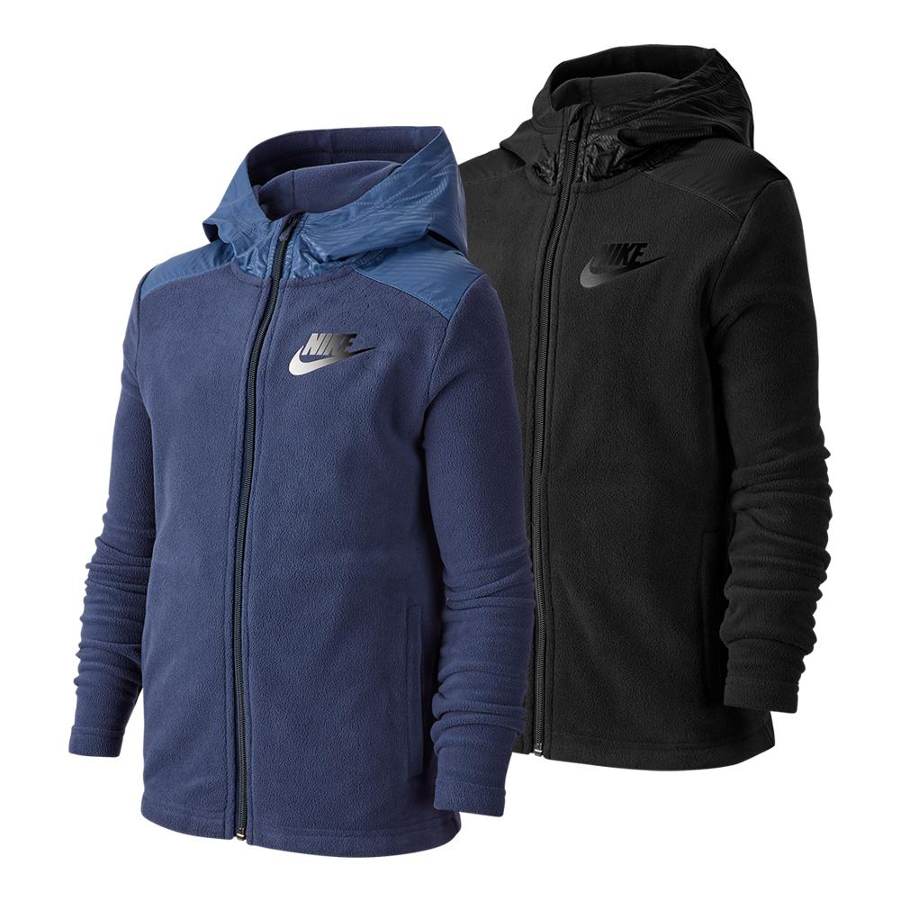 Boys'sportswear Full- Zip Hoodie