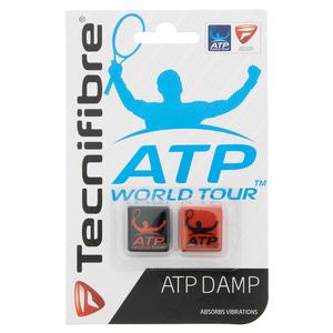 ATP Tennis Dampener Red and Black