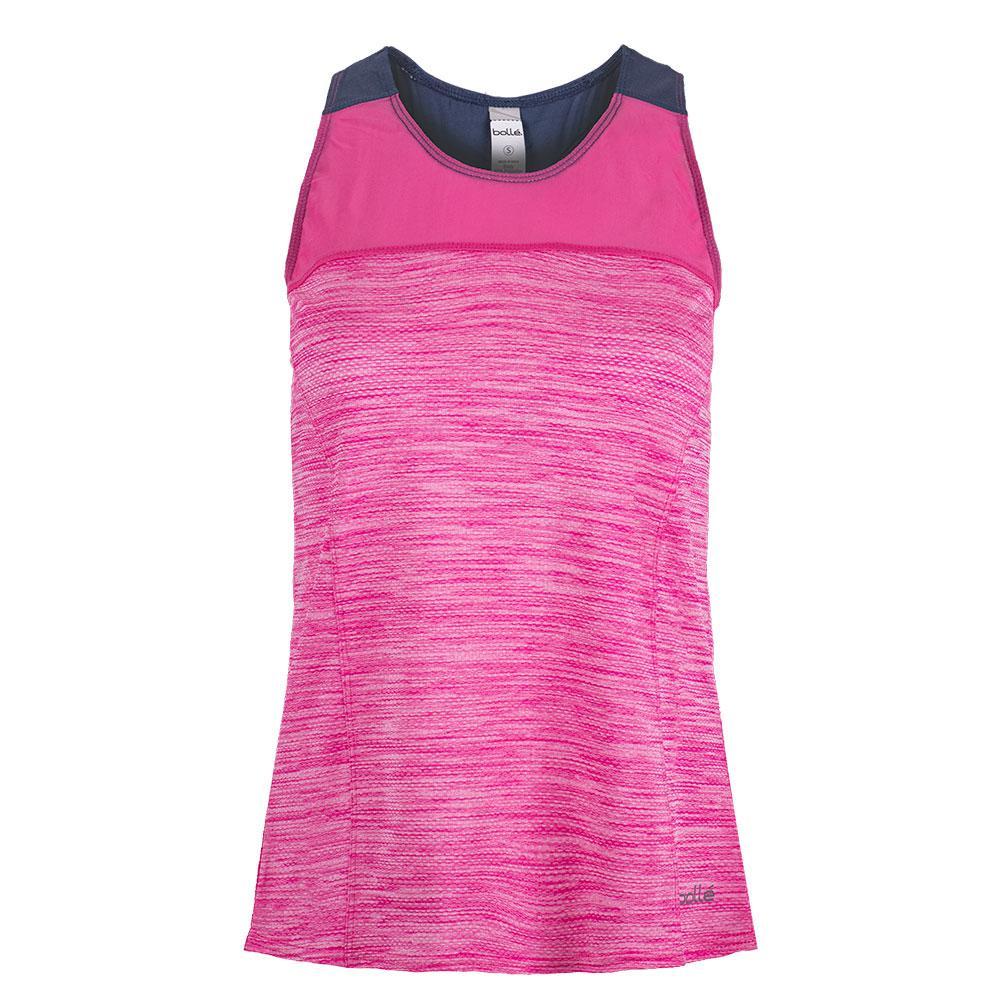 Women's Pink Haze Racerback Tennis Tank Pink Passion