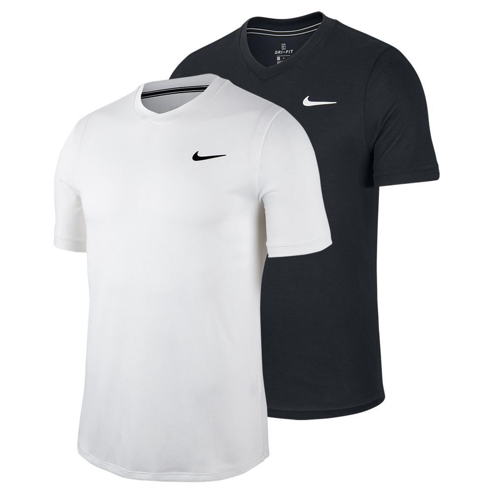 Men's Court Dry Challenger Tennis Top