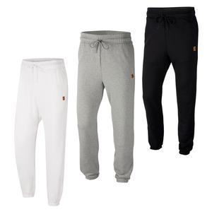 Men`s Court Heritage Fleece Tennis Pant