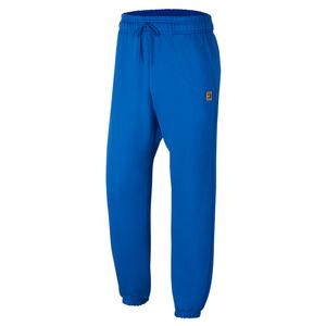 Men`s Court Heritage Fleece Tennis Pant Game Royal