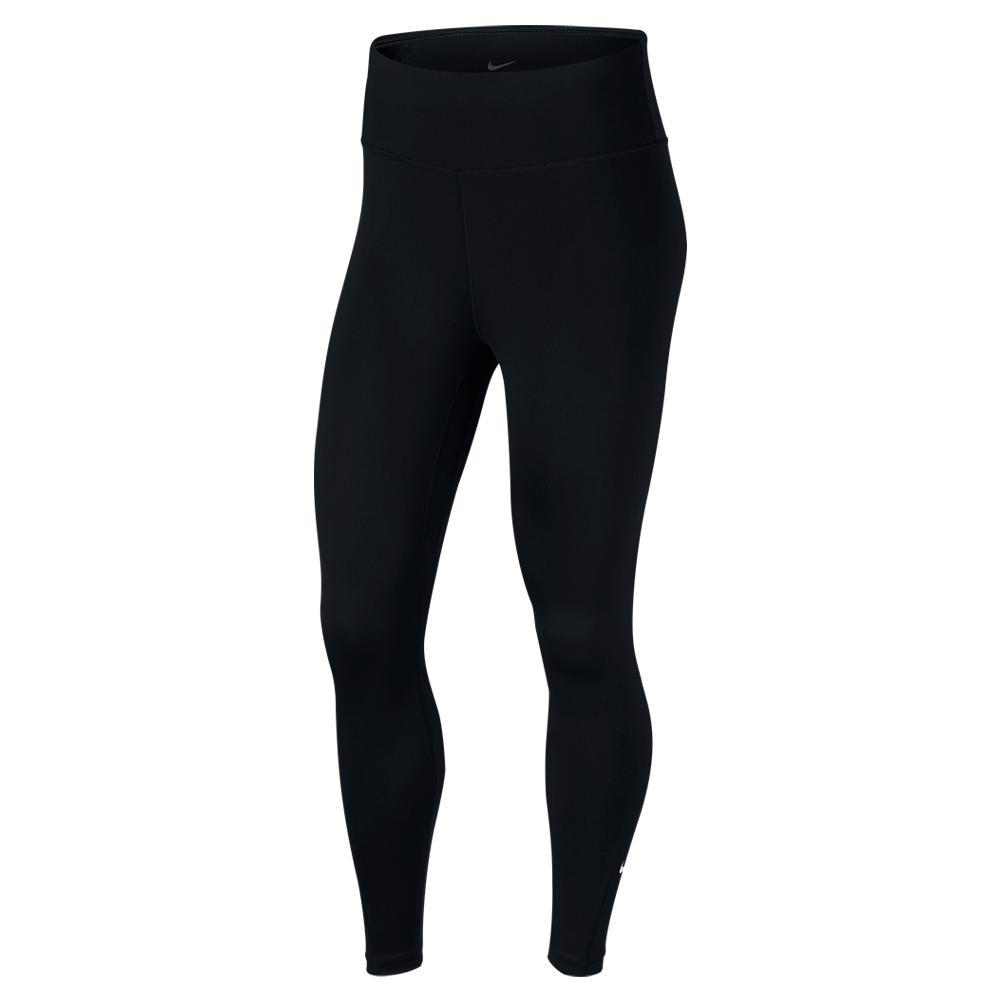 Women's 7/8 Training Tights Black