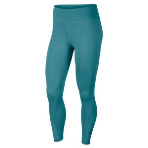 Women`s 7/8 Training Tights Mineral Teal