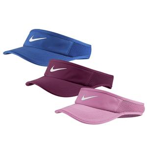 Women`s Aerobill Featherlight Adjustable Tennis Visor