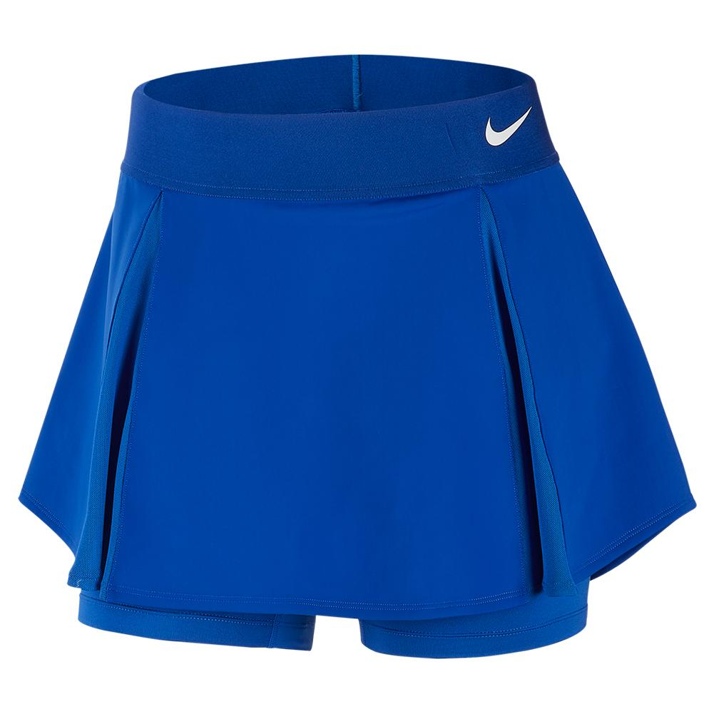 Women's Court Elevated Flouncy Tennis Skort