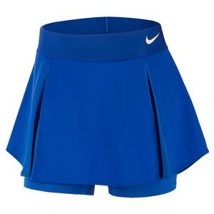 Women`s Court Tall Elevated Flouncy Tennis Skort