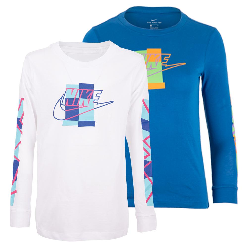 Young Athletes'sportswear Long- Sleeve T- Shirt