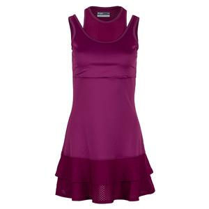 Women`s Synergy Tennis Dress Pansy