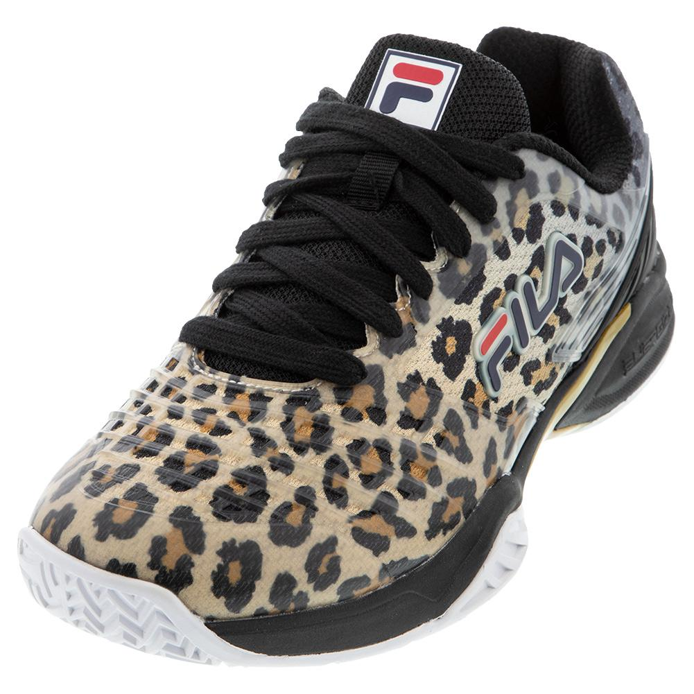 Women's Axilus 2 Energized Tennis Shoes Cheetah Print