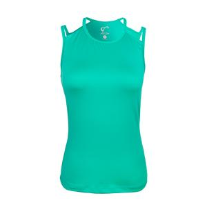 Girls` Victory Tennis Tank Spearmint