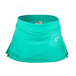 Girls` Action Pleated Tennis Skort Spearmint