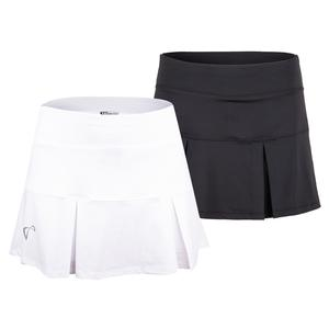 Women`s Baseline Pleated Tennis Skirt