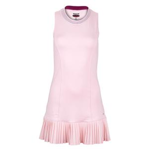 Women`s A Cut Above Tennis Dress Blush