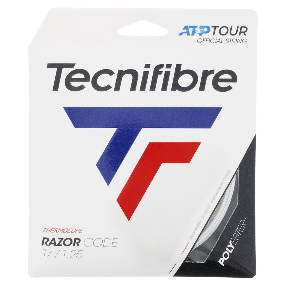Razor Code White Tennis String