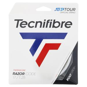 Razor Code White Tennis String