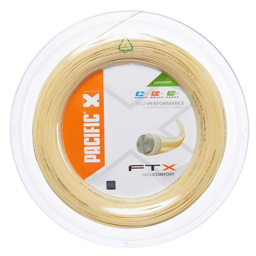 Ftx 1.28mm/16l Tennis String Reel Natural